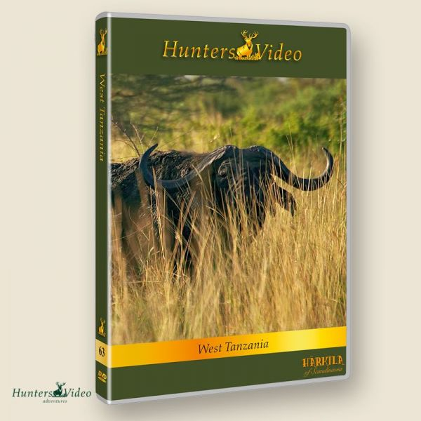 Bild DVD West Tansania