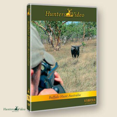 DVD Jagd auf australische Wasserbüffel