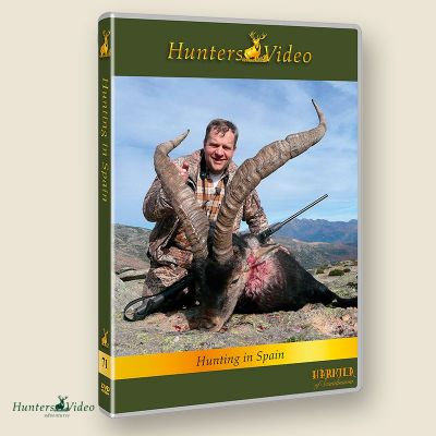 DVD Jagd in Spanien