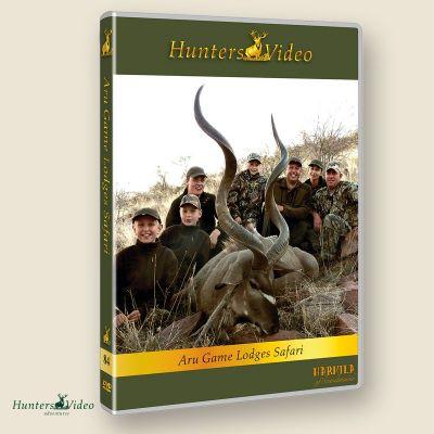 DVD Aru Game Lodges Safari