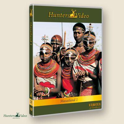 DVD Jagd im Massailand 1