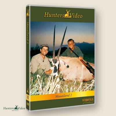 DVD Jagd im Massailand 2