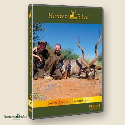 DVD Safari Abenteuer Namibia 2