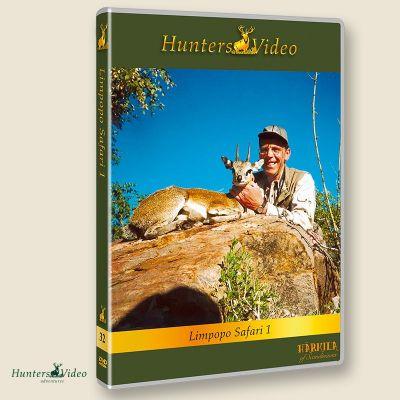 DVD Jagd in Südafrika 2