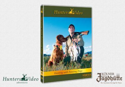DVD: Jagd mit Vorstehhunden