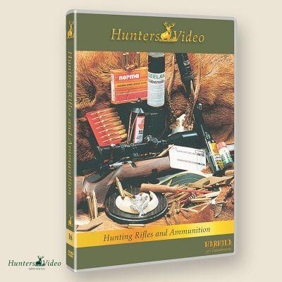 DVD Jagdbüchsen und Munition
