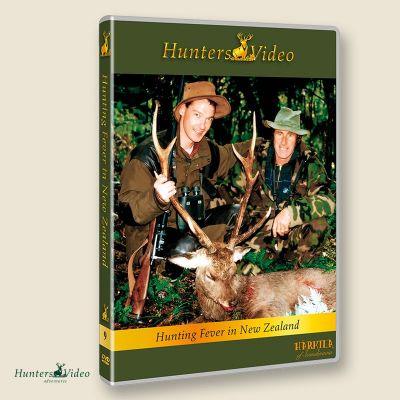 DVD Jagdfieber in Neuseeland
